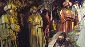 Presepe XVIII Sec. Chiesa S.Maria d. Neve - >Acireale