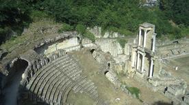 Teatro Romano - >Volterra