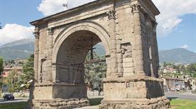 Arco di Augusto - >Aosta