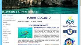 Vie del Mediterraneo - >Porto Cesareo