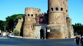 Porta San Paolo - >Rome