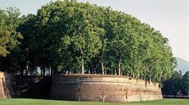 Baluardo San Paolino - >Lucca