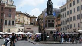 Campo de' Fiori - >Rome