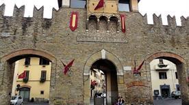Porta San Lorentino - >Arezzo