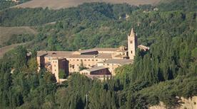 Abbazia di Monte Oliveto Maggiore - >Asciano