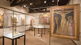 Museo Diocesano - >Pienza