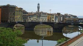 Ponte Santa Trinità - >Firenze