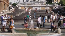 Piazza di Spagna - >Rome