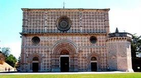 Basilica di Santa Maria di Collemaggio - >L'Aquila