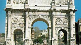 Arco di Trionfo di Constantino - >Rome