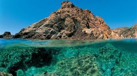 Spiaggia di Isola Rossa - >Monte Argentario