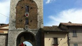 Museo della Maiolica a lustro Torre di Porta Romana - >Gubbio