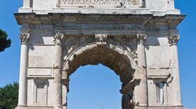 Arco di Tito - >Rome