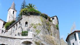 Castello della Lucertola - >Apricale