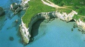 Cala dei Turchi - >Isole Tremiti