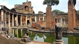 Villa romana imperatore Adriano - >Tivoli