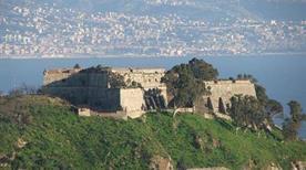 Forte Gonzaga - >Messina