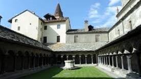 Chiesa collegiata di Sant'Orso - >Aosta