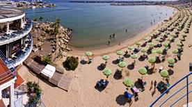 Spiaggia Bagni Morgana - >Sanremo
