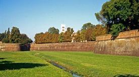 Baluardo San Regolo - >Lucca