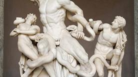 Musei Vaticani: Museo Pio Clementino di Scultura - >Rome