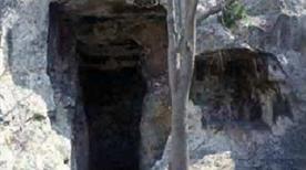 Ipogeo Atilia Pomptilla (II Sec)-Grotta Vipera - >Cagliari