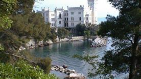 Oasi Riserva Naturale Marina Miramare - >Trieste