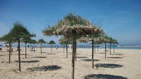 Spiaggia libera delle Tamerici - >Cesenatico