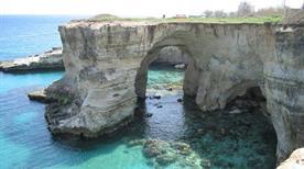 Spiaggia Falesie di Sant' Andrea - >Melendugno