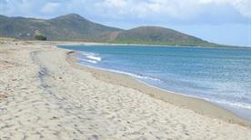 Spiaggia la Caletta spiaggia - >Siniscola
