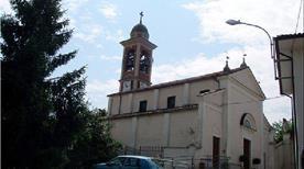 Chiesetta dedicata a S. Maria della Neve - >Predazzo