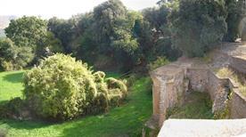Villa Adriana: Padiglione di Tempe - >Tivoli
