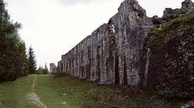 Forte Cherle o San Sebastiano  - >Folgaria