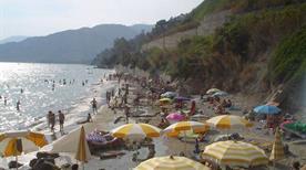 Spiaggia delle calandre - >Ventimiglia