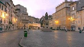 Piazza Campo De' Fiori  - >Rome