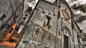 Quartiere la Civita - >Matera
