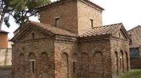 Mausoleo di Galla Placidia - >Ravenna