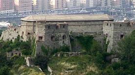 Forte Santa Tecla - >Genova