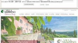 Ristorante Villa Barberino - >Cavriglia