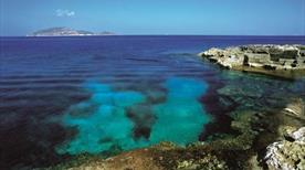 Spiaggia Cala Graziosa - >Favignana