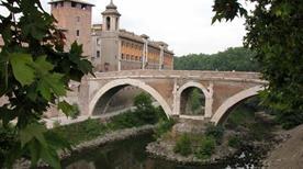 Ponte Fabricio - >Rome