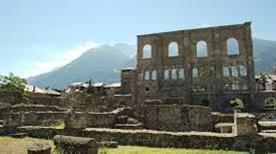 Teatro romano - >Aosta