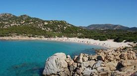 Spiaggia Cala Cipolla - >Domus de Maria