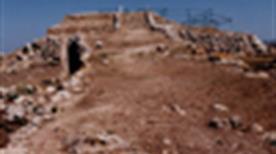 Altare Preistorico di Monte d'Accoddi - >Sassari
