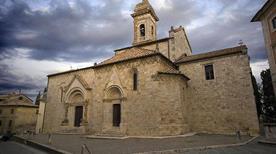 Collegiata dei Santi Quirico e Giulitta - >San Quirico d'Orcia