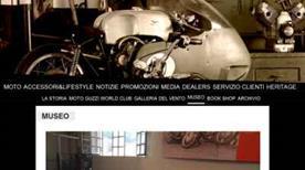 Museo del Motociclo MOTO GUZZI - >Mandello del Lario