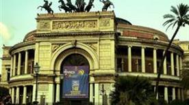 """Teatro Politeama """"Garibaldi"""" - >Palermo"""