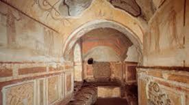 Catacombe di Priscilla - >Rome