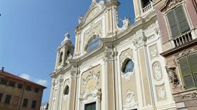 Collegiata di San Giovanni Battista - >Finale Ligure