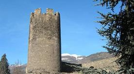 Torre di Bramafam - >Aosta